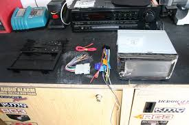 installing ddin units bose amp bypass chevy truck forum gm size 1 we will be walking you guys through how to install a double din deck these parts here the in dash kenwood and the harness metra 70 2003