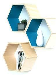 hexagon shelves hexagon wall shelves hexagon shelves hexagon wall shelves hexagon shelves we could paint any