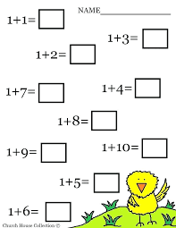 Math Picture Addition Worksheets Kindergarten Unique Best Maths For ...