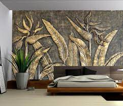 Custom photo wallpaper, 3d wall murals ...