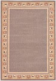 royale cream wool rug 5 3 x 7 7