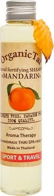 Купить Безсульфатный <b>шампунь для волос</b> с мандариновым ...