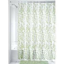 vinyl shower curtains vines vinyl shower curtain vinyl shower curtains at bed bath and beyond
