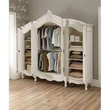 la rochelle antique french style wardrobe