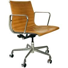 eames ribbed chair tan office. Full Size Of Chair:classy Eames Office Chair Replica Management For Miller Ribbed Tan D