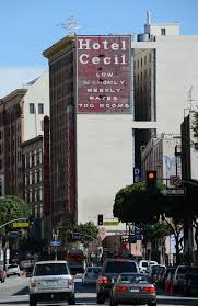 Constructed in 1924, the hotel was intended for business travelers but in the 1950s it gained a reputation as a residence for transients. Cecil Hotel S Dark History Murder Horror And Bizarre Unsolved Elisa Lam Conspiracy Mirror Online