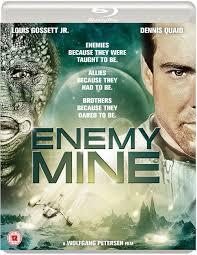 Film review: Enemy Mine – SFFWorld
