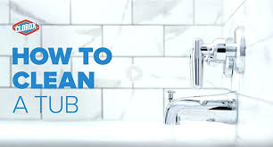 how to clean enamel bathtub how to clean bathtub how to clean a bathtub shower cleaning
