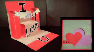 how to make anniversary card diy popup birthday card popup anniversary cards handmade greeting card