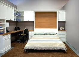 home office with murphy bed. Home Office Murphy Bed Closets Ca United States Combination Guest Wall With E
