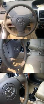 Xuji Steering Wheel Cover for Toyota Vios Old Toyota Corolla Car ...