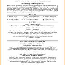 Billing Specialist Job Description Resume Medical Billing And Coding Specialist Job Description Example 69