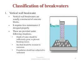 Breakwater Design Ppt Prepared For Tusharhsonawane Wordpress Com Ppt Download