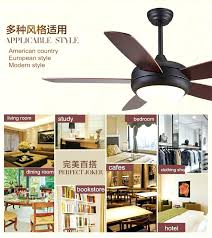 luxury 48 inch ceiling fan with light and a contact a a 48 inch ceiling fan with