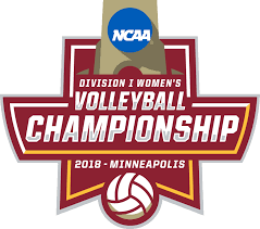2018 Division I Womens Volleyball Official Bracket Ncaa Com