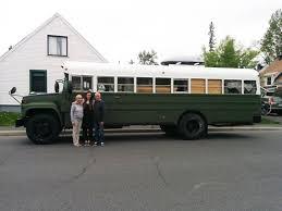 10 Best Inspiring School Bus Conversion Ideas