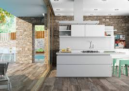 Polished Kitchen Floor Tiles Parquet Look Tile For Floors Porcelain Stoneware Polished