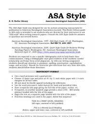 023 Asa Format Papers Essay Thatsnotus