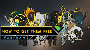 warframe how to get the new unvaulted frames any other prime frame 100 free