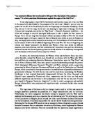 essay plan origins of the cold war in what ways and for what  history paper  origins of the cold war