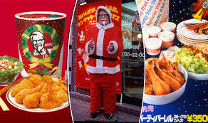 Japan culture sees KFC become Christmas dinner | Food | Life ...