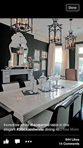 lighting for dining room isabella max rooms glamour row house