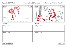storyboard template free download the edap tools storyboard template free download electric dog