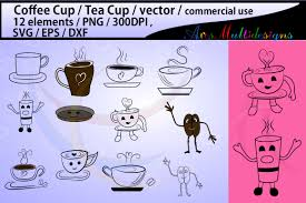 Pngtree offers cartoon coffee cup png and vector images, as well as transparant background cartoon coffee cup clipart images and psd files. Coffee Svg Doodle Tea Mug Cartoon Coffee Cup Silhouette Tea Cup Svg Png Eps Dxf Vector Commercial Use Coffee Cup Cartoon By Arcsmultidesignsshop Thehungryjpeg Com