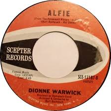 Image result for Alfie - Dionne Warwick