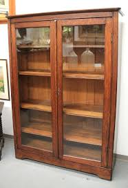 antique bookcase with glass doors luxury thegamersforce page 41 bookcase with toybox oak veneer