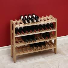modern wine rack furniture. 40 bottle floor wine rack modern furniture