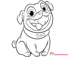 Best Of Puppy Dog Pals Coloring Pages Pictures Free Printable
