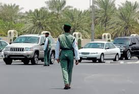 Car Desks Dubai Accident Sees Driver Park On Top Of Car Culture Society