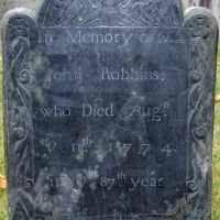 John Robbins (1683–1774) • FamilySearch