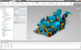 comsol multiphysics one window interface for autodesk inventor