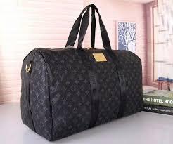 <b>2018 new fashion men women</b> travel bag duffle bag brand designer