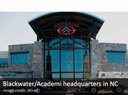 Academi Security Comment Why Did Us Government Take Blackwater To Court Intelnews Org