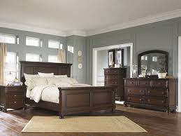 Regency Bedroom Furniture Porter Rustic Brown Queen Bedroom Set Regency Furniture