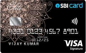 sbi credit card sbi credit