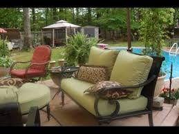 patio replacement cushions clearance