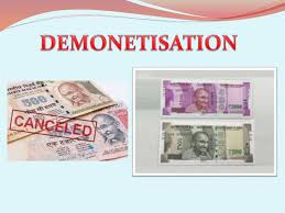ppt on demonetization