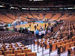 Td Garden Celtics Seat Chart Td Garden Loge 16 Boston Celtics Rateyourseats Com