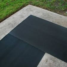 corrugated fine rib rubber runner mats the rubber flooring experts