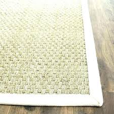 large sisal rugs jute rug wool vs crate and barrel round outdoor area