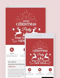 16 Christmas Email Newsletter Examples Templates Design
