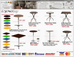 appealing costlessoffice furniture manilafurniture supplier manila of restaurant table and chairs inspiration styles restaurant table and