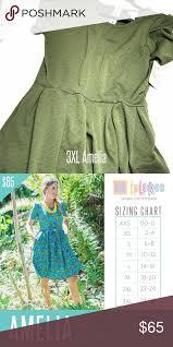 Lularoe Amelia Dress Nwt Lularoe Amelia Dress Pockets
