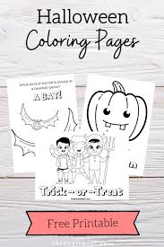 The best free, printable halloween coloring pages! The Best Halloween Coloring Page Free Printables The Keele Deal