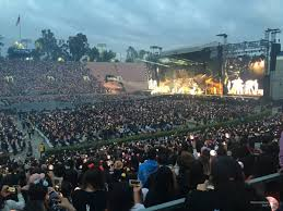 Rose Bowl Stadium Section 18 Concert Seating Rateyourseats Com