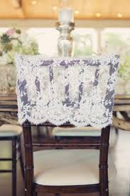 lace wedding chair covers lacedetails weddingdecor